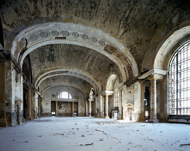 The Ruins of Detroit.