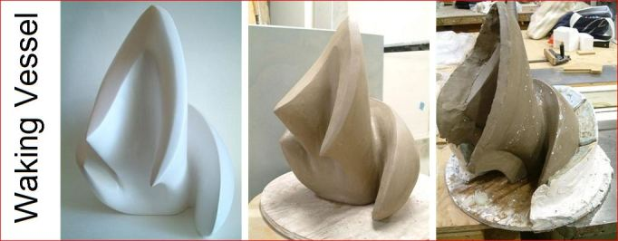 from concept to finished sculpture