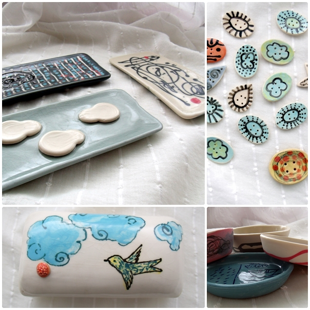 Selection of Commercial Ceramic Work